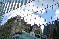 Reflection in 4WTC