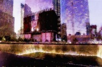 1 WTC & Waterfall – PostworkShop