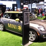 Me Behind the Mini E